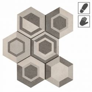 Decoro Geometrico Vanilla