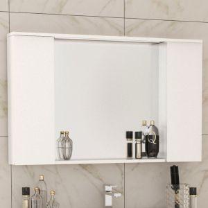 Шкаф за баня с огледало Nido Jumbo 100