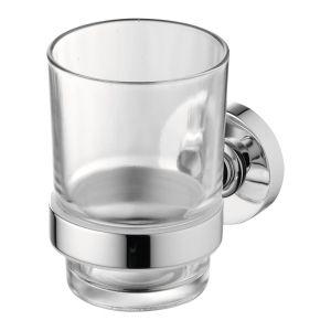 Чашка прозрачно стъкло IOM