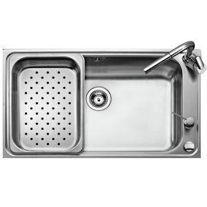Кухненска мивка Big Bowl 86 с аксесоари