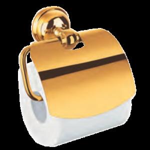 Държач за хартия Bella злато