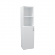 High Bathroom Cabinet Una 110