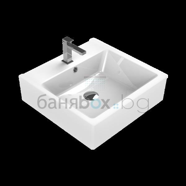 Мивка за баня Mona D 48