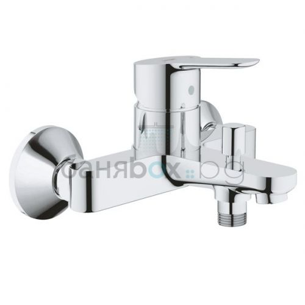 GROHE BAUEDGE смесител душ/вана с чучур