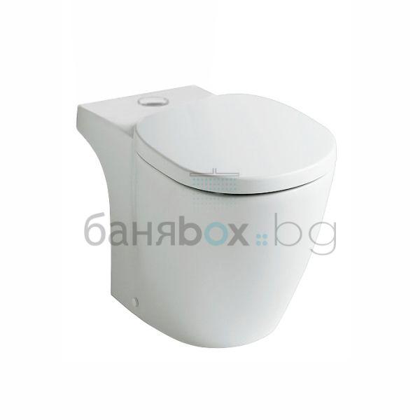 Тоалетна чиния Connect с отстояние
