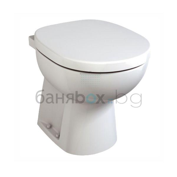 Стояща тоалетна Connect хоризонтални