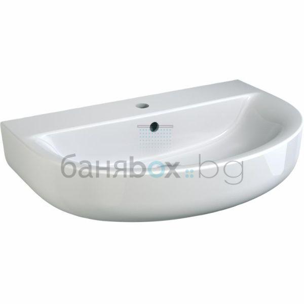 Мивка за баня Connect Arc с отвор и преливник