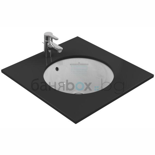 Мивка за баня Connect под плот кръгла