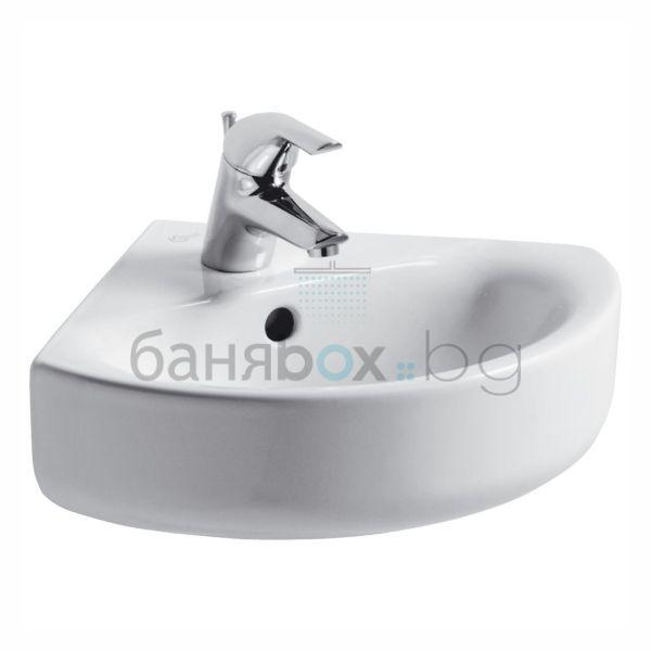 Мивка за баня Connect Space Arc ъгллова