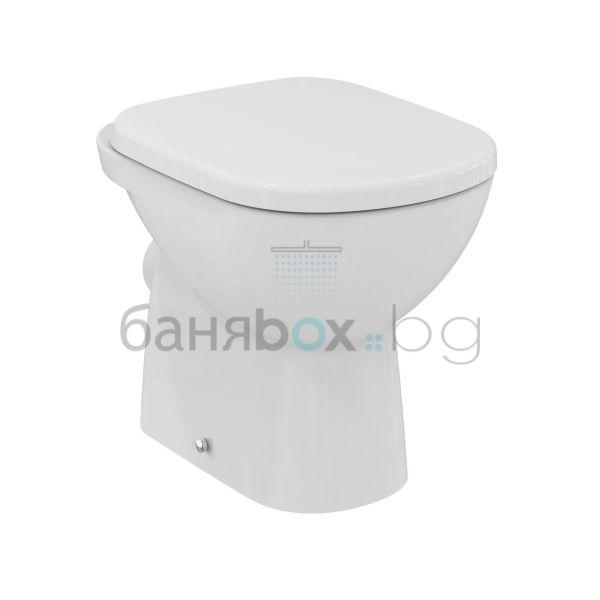 Стояща тоалетна Tempo с отстояние