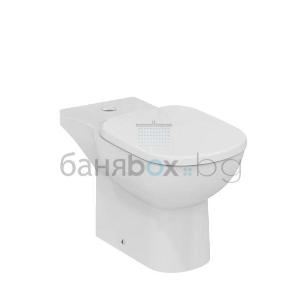 Тоалетна чиния Tempo с отстояние