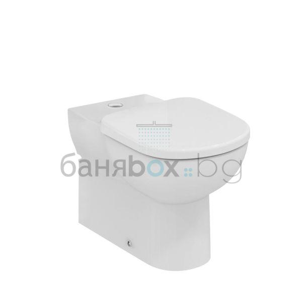 Тоалетна чиния Tempo плътно прилепване