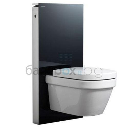 Neu Geberit Monolith WC Element Black KY93