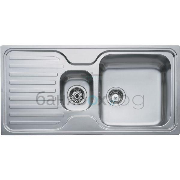 Кухненска мивка Super Bowl 1 1/2С 1Е