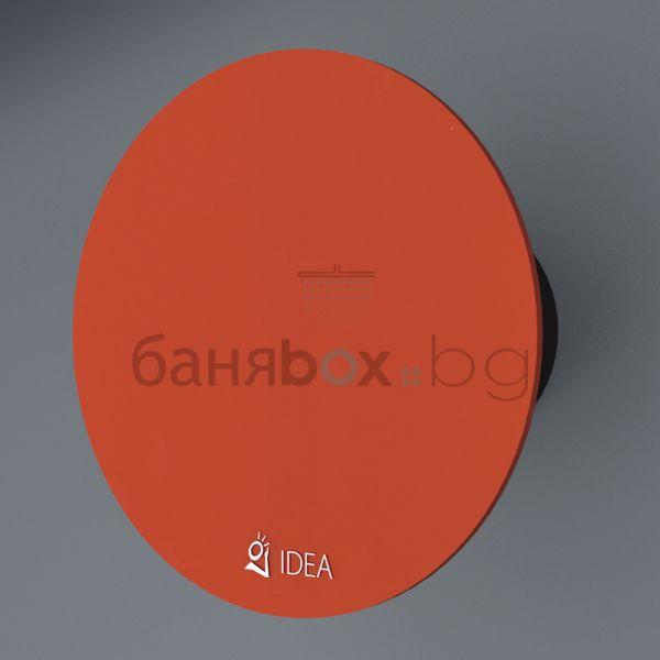 Idea вентилатор за баня бежов O 2001
