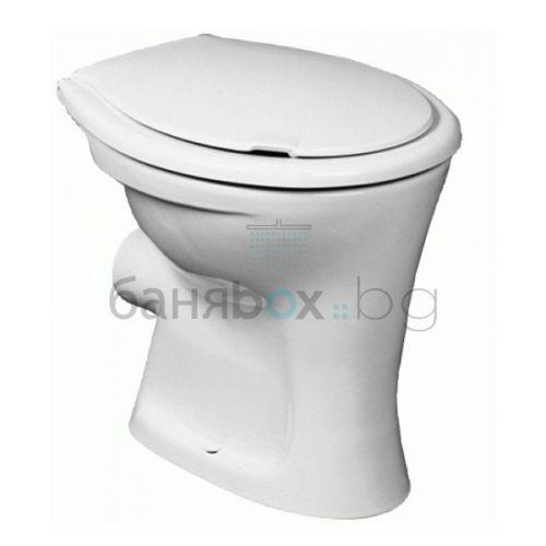 Стояща тоалетна Eurovit с медицинско предназначение