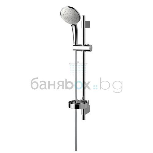Ръчен душ с тръбно окачване Idealrain Soft XL