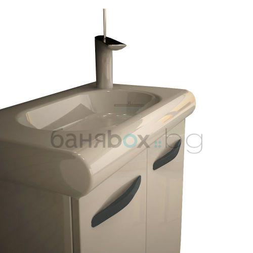 PVC шкаф с мивка Elea