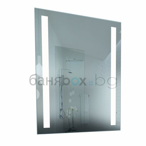 LED огледало Between V