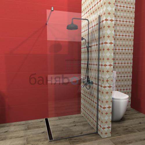 Параван за баня UnBox XL