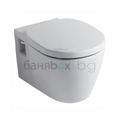 Окачена тоалетна Connect