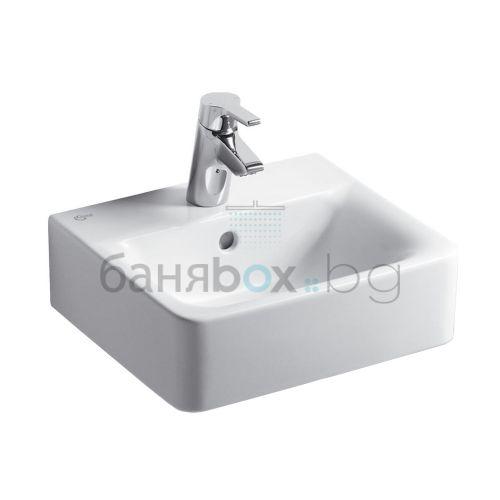 Мивка за баня Connect Cube 40|50