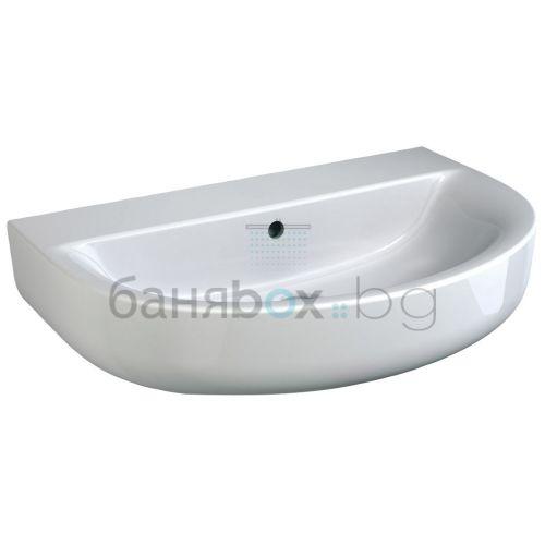 Мивка за баня Connect Arc без отвор