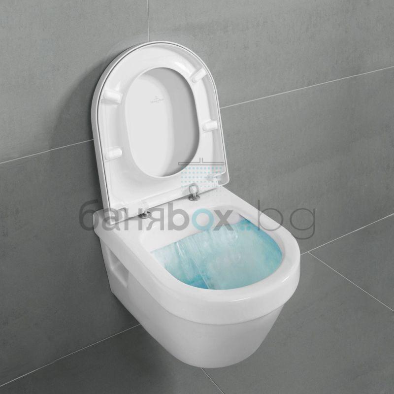 Schön Wall mounted WC (Omnia) Architectura KOMBO SE53