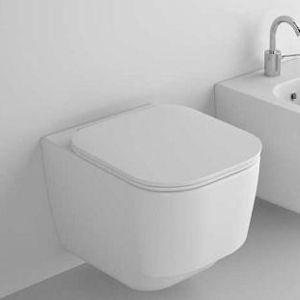 Окачена тоалетна Fusion Compact