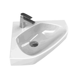 Ъглова мивка Arda 46