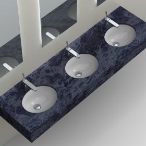 Klasik 55 Undermounted Washbasin