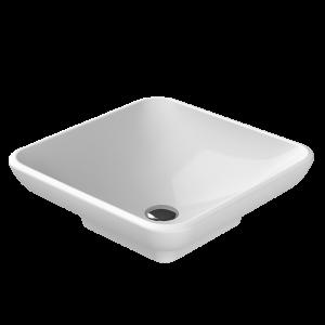 Мивка тип купа върху плот Lal Square 48