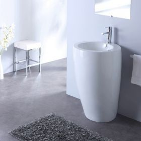 Trocadero Freestanding Washbasin
