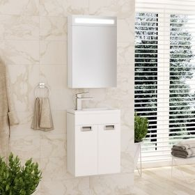 Mino 40 Bathroom Vanity Set