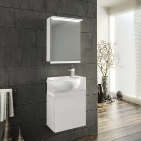 Rosa 45 Bathroom Vanity Set