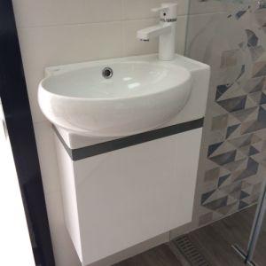 Шкаф за баня Rosa 45