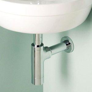 Round декоративен бутилков сифон за мивка