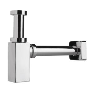 Quadro декоративен квадратен сифон за мивка