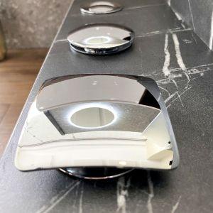 Quadro квадратен клик-сифон за мивка