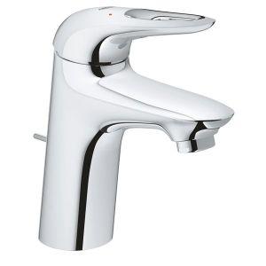 GROHE EUROSTYLE M смесител за мивка с изпразнител