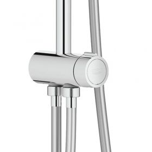 GROHE NEW TEMPESTA COSMOPOLITAN 210 душ система с едноръкохватков смесител