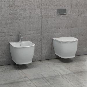 KARAG GENESIS окачена тоалетна, без ринг