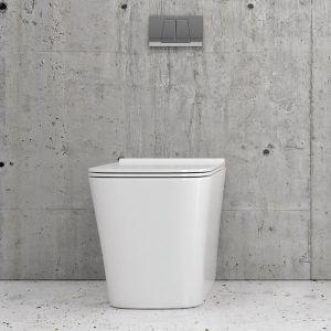 KARAG RIMLESS стояща тоалетна LT 003D