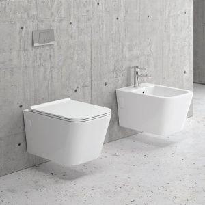 KARAG RIMLESS окачена тоалетна LT 003D