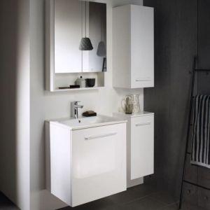GEBERIT SELNOVA SQUARE 60 ПРОМО комплект шкаф с мивка за баня