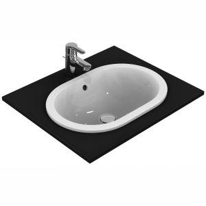 Мивка за баня Connect овална с без отвор