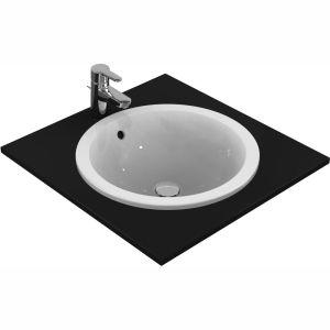 Мивка за баня Connect кръгла без отвор