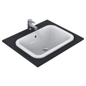 Мивка за баня Connect правоъгънла без отвор