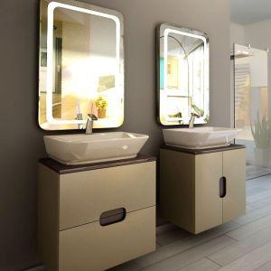 Шкаф за баня с чекмеджета Oro