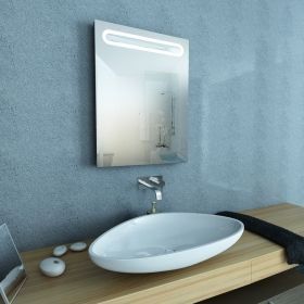 Framed LED Mirror ABL-006H